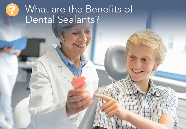 Top 7 Benefits Of Dental Sealants