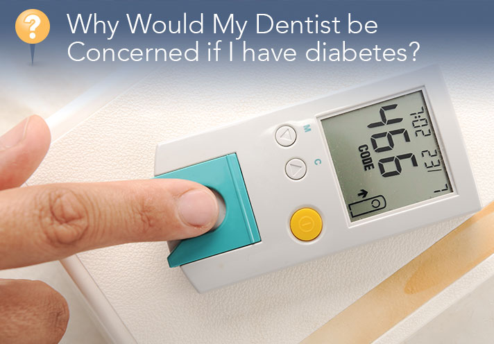I Recently Discovered I Have Diabetes. Why Is My Dentist Worried?