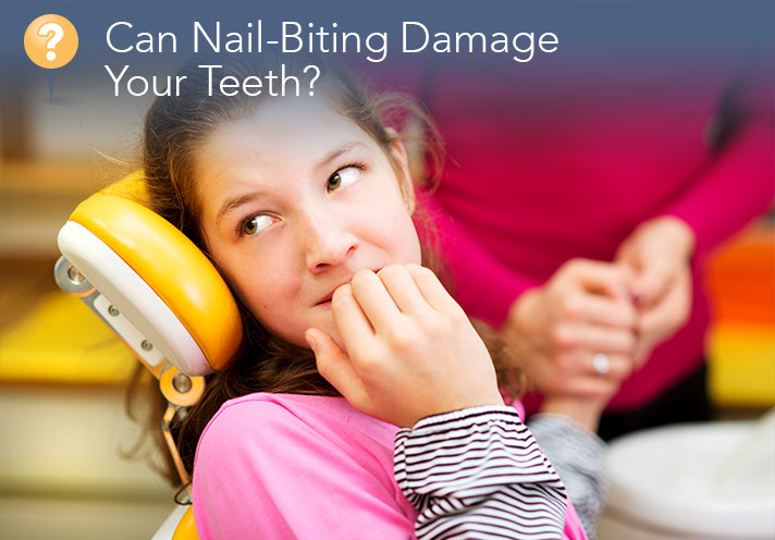 Can Nail-Biting Damage Your Teeth?