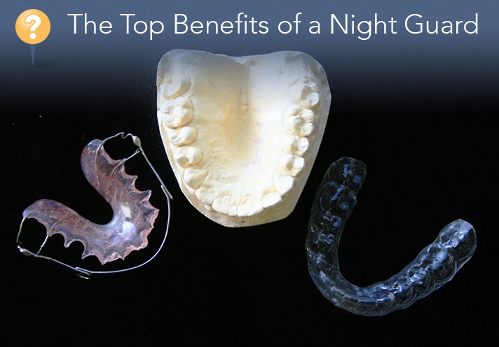 Protecting Your Teeth Through the Night: Top Benefits of a Night Guard