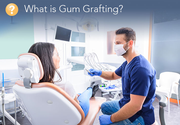 Everything you need to know about gum grafting