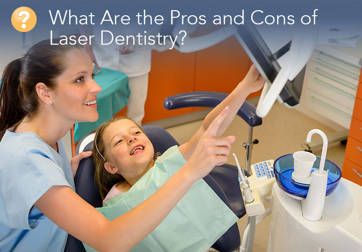 Pros and Cons of Laser Dentistry