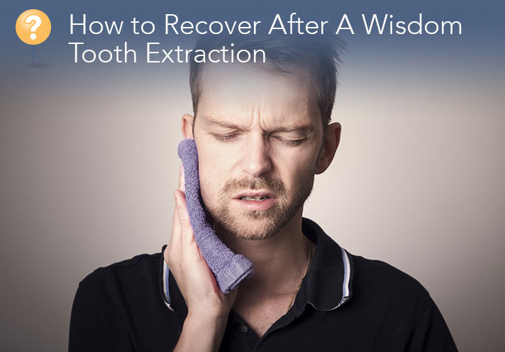 Here's How To Recover After A Wisdom Tooth Extraction