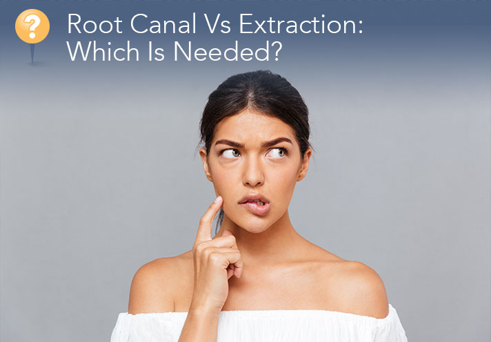 Root Canal Or Extraction